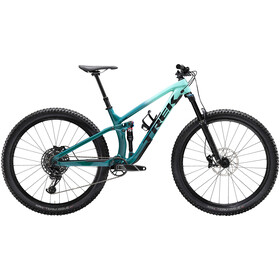 Trek Fuel EX 9.7 miami green to teal fade